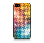 View Item iPhone 5 Galactic Houndstooth Fashion Case -