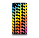 View Item iPhone 5 Happy Houndstooth Fashion Case -