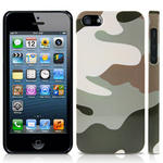 View Item iPhone 5 Cargo Camo Fashion Case - Shades Of Green And Brown