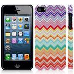 View Item iPhone 5 Chevron Clash Fashion Case -