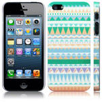 View Item iPhone 5 Totally Tribal Pastel Aztec Fashion Case