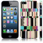 View Item iPhone 5 Oh So Mexico Pastel Aztec Fashion Case - Cream