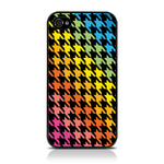 View Item iPhone 4S / 4 Happy Houndstooth Fashion Case
