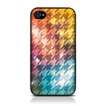 View Item iPhone 4S / 4 Galactic Houndstooth Fashion Case