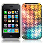 View Item iPhone 3GS / 3G Galactic Houndstooth Fashion Case