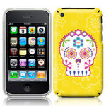 View Item iPhone 3GS / 3G Candy Skull Print Fashion Case