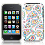 View Item iPhone 3GS / 3G Summer Paisley Patterned Fashion Case