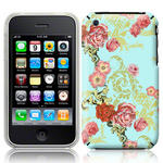 View Item iPhone 3GS / 3G Vintage Floral Flourish