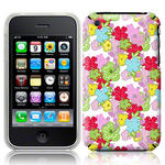 View Item iPhone 3GS / 3G Vintage Floral Blooming Amazing