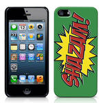 View Item iPhone 5 Shazam Comic Capers Case Green/Red/Yellow