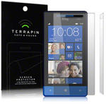 View Item HTC Windows Phone 8S Screen Protector Case Twin Pack