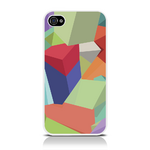 View Item Call Candy Colour And Form Back Cover for iPhone 4S/4 /Multicolour By Creative 11