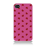 View Item Call Candy Heartbreaker Case for iPhone 4S/4 / Pink/Red