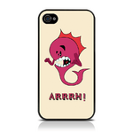 View Item Call Candy Arrrrh Monster Hard Back Case for iPhone 4