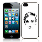 View Item Call Candy Twiggy Hard Back Case for iPhone 5