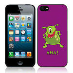 View Item Call Candy Aha Monster Hard Back Case for iPhone 5