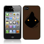 View Item Call Candy Star Wars Jawa Hard Back Case for iPhone 4S