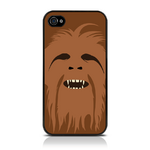 View Item Call Candy Star Wars Chewy Hard Back Case for iPhone 4S
