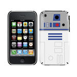 View Item Call Candy Star Wars R2 Hard Back Case for iPhone 3GS