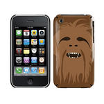 View Item Call Candy Star Wars Chewy Hard Back Case for iPhone 3GS