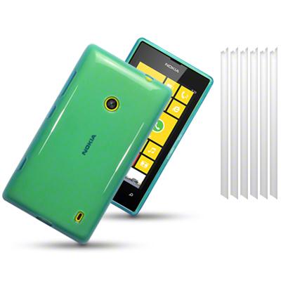 Nokia Lumia 520 Lumia 520 Light Nokia Cases Blue