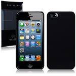 View Item iPhone 5 Covert Slim Armour Hard Cover - Solid Black