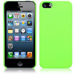 View Item iPhone 5 Covert Slim Armour Hard Cover - Neon Green