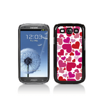 View Item Call Candy Heart Of Glass Hard Back Case for Samsung Galaxy S3 i9300