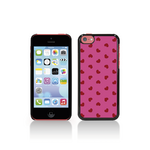View Item Call Candy Heart Breaker Hard Back Case for Apple iPhone 5C