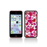 View Item Call Candy Heart Of Glass Hard Back Case for Apple iPhone 5C