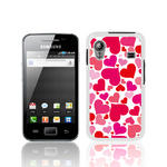 View Item Call Candy Heart Of Glass Hard Back Case for Samsung Galaxy Ace S5830