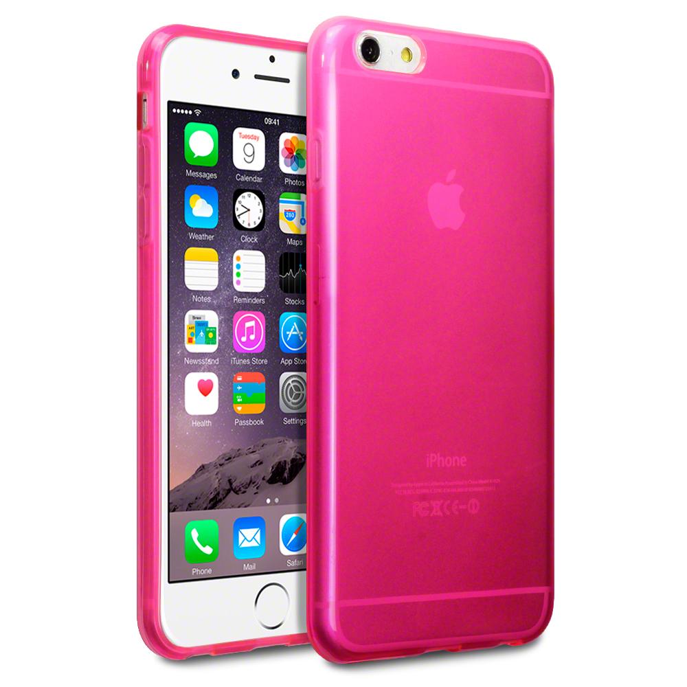 Iphone S Clear Gel Case