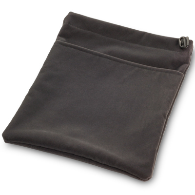 DARK GREY CLOTH POUCH FOR HP TOUCHPAD