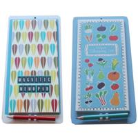 Magnetic Fridge Shopping List / Memo Note Pads