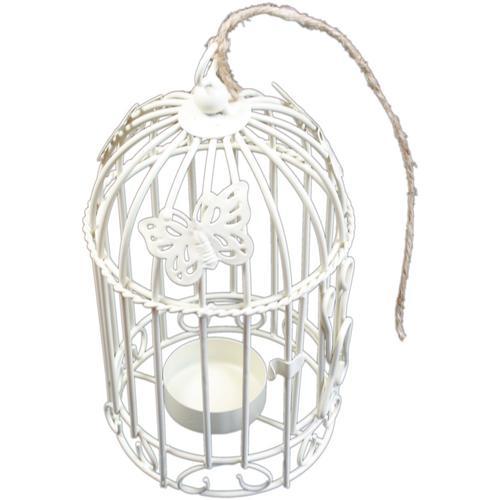 support bougie en forme de cage d oiseau papillon c ur avec boucle suspension ebay. Black Bedroom Furniture Sets. Home Design Ideas
