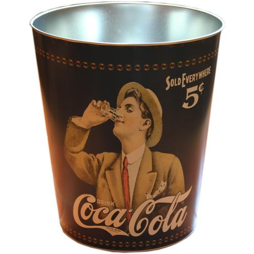 poubelle retro coca cola 3 mod les aux choix ebay. Black Bedroom Furniture Sets. Home Design Ideas