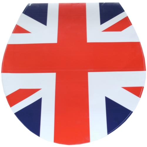 Union Jack Novelty Toilet Seat Sticker EBay