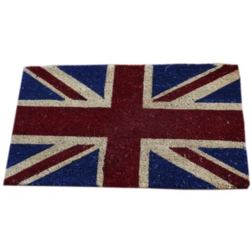 Union Jack Doormat Door Mat Coconut Coir Rubber Back Ebay
