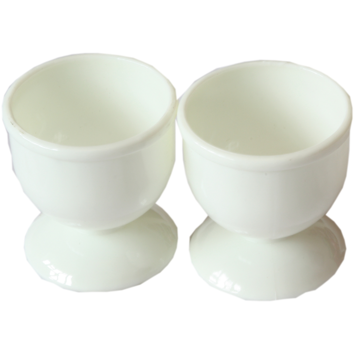 2x Camping Children Kids Plastic Boiled Egg Cups Ebay