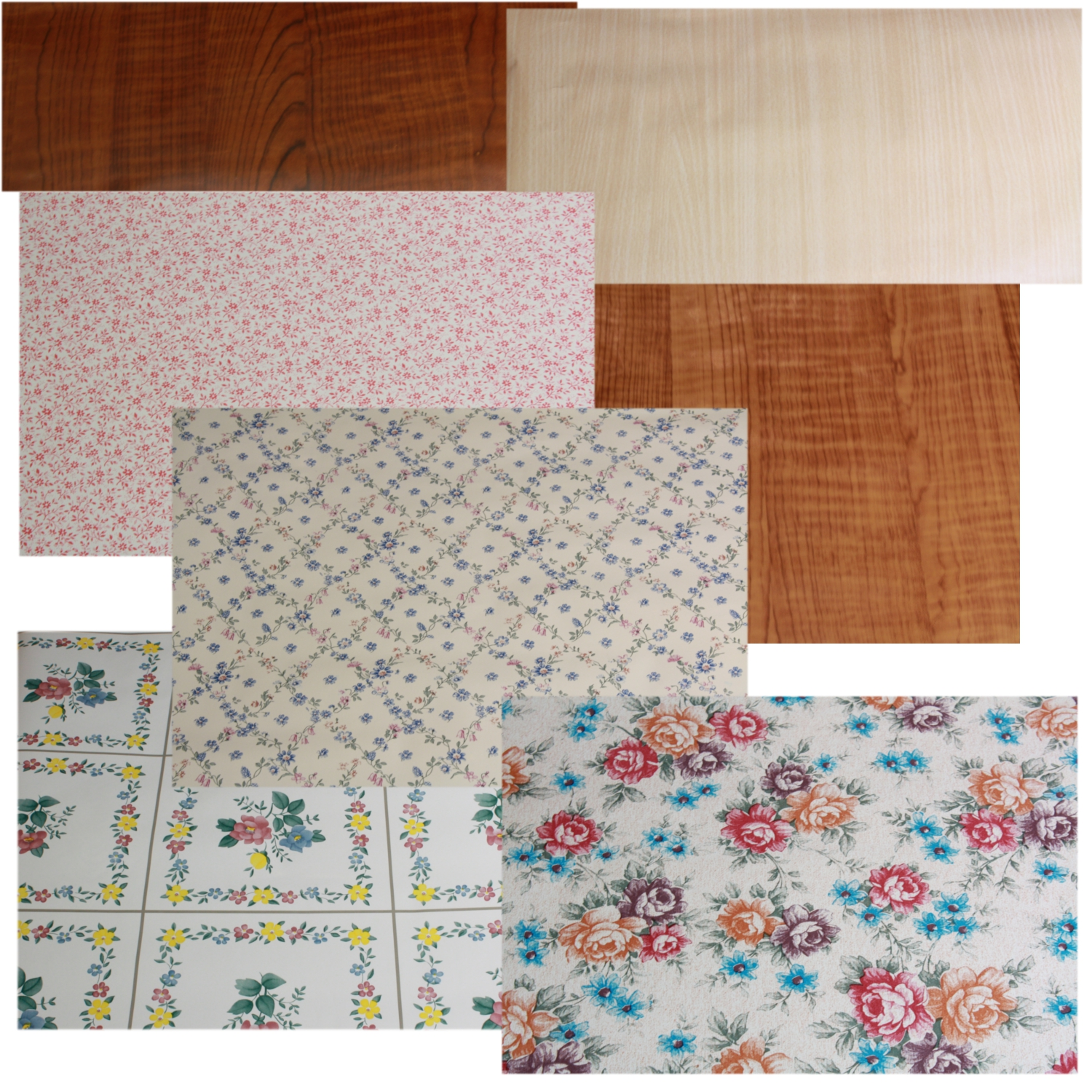 Sticky back self adhesive decorative paper home crafts for Sticky paper for crafts