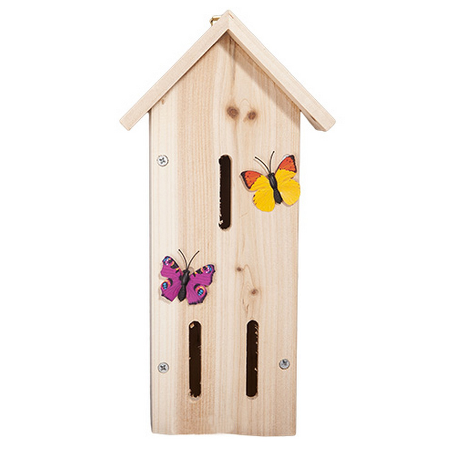 Paint Your Own Butterfly Lady Bird Ladybird House By