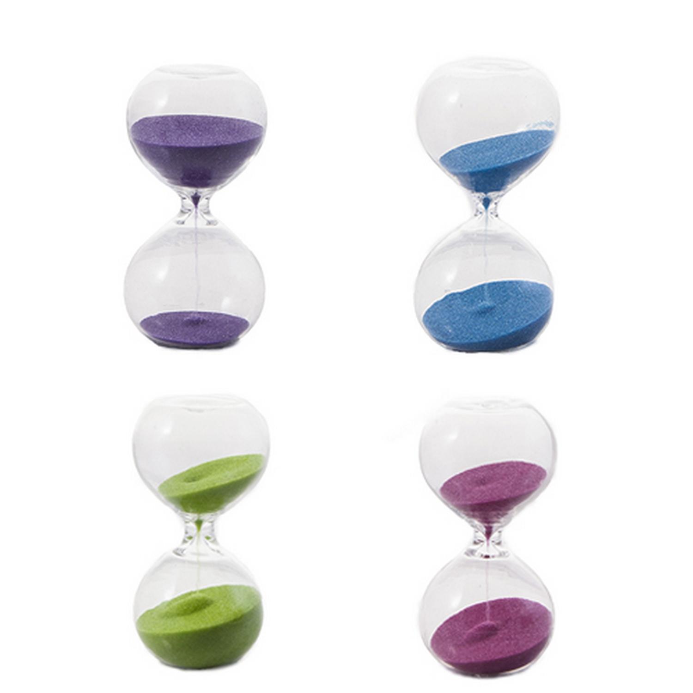 Reloj de arena de 8 minutos con colores vivos para la - Cocinas con colores vivos ...