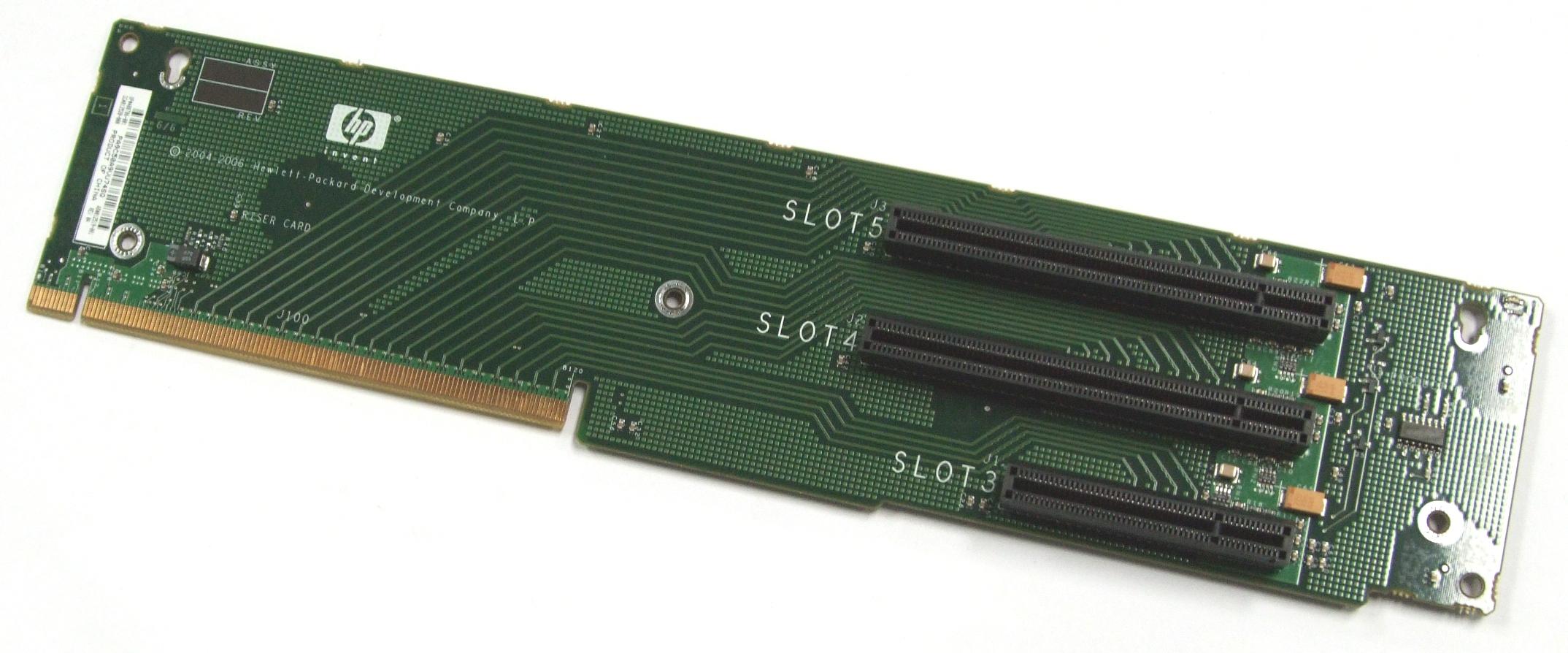 Dl380 g5 pcie slots