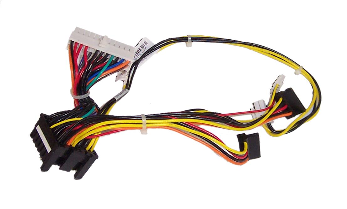 dell gr391 optiplex 755 dt power supply wiring harness ebay