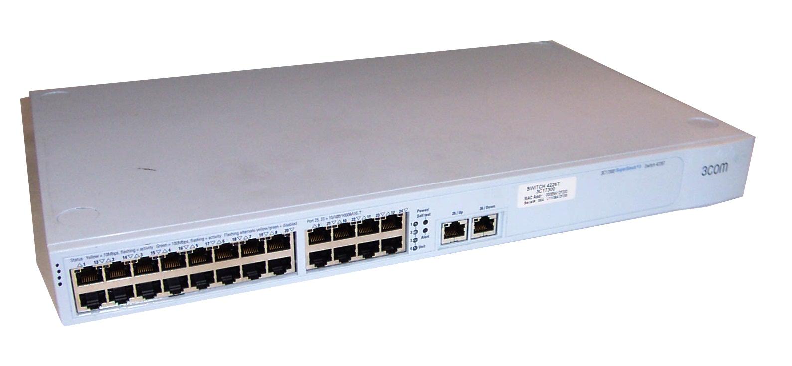 3com 3c17300 superstack 3 operational ver 4226t for 3 com switch