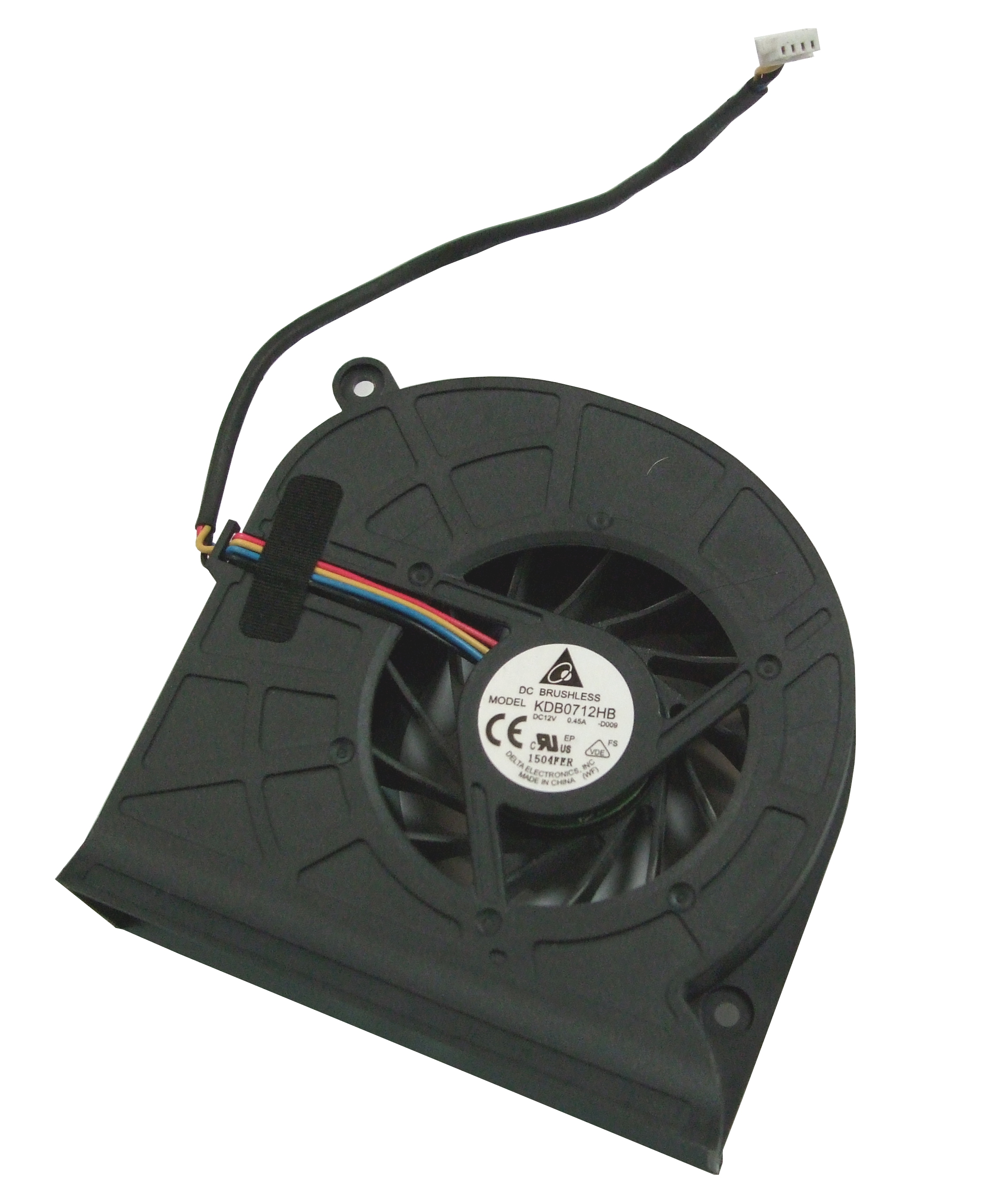 Dc Brushless Fan Replacement : Delta kdb hb d dc brushless cooling fan ebay