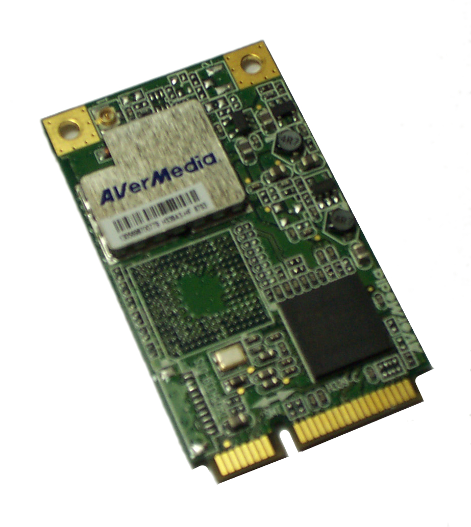 Avermedia H339A3-HF DVB-T PCI-E TV Tuner Card Enlarged Preview