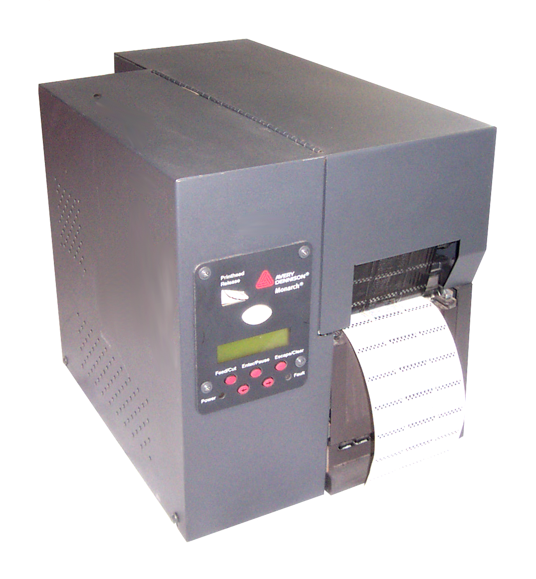 Custom Card Template avery label printer : Avery Dennison Monarch 9855 Thermal Barcode Label Printer ...