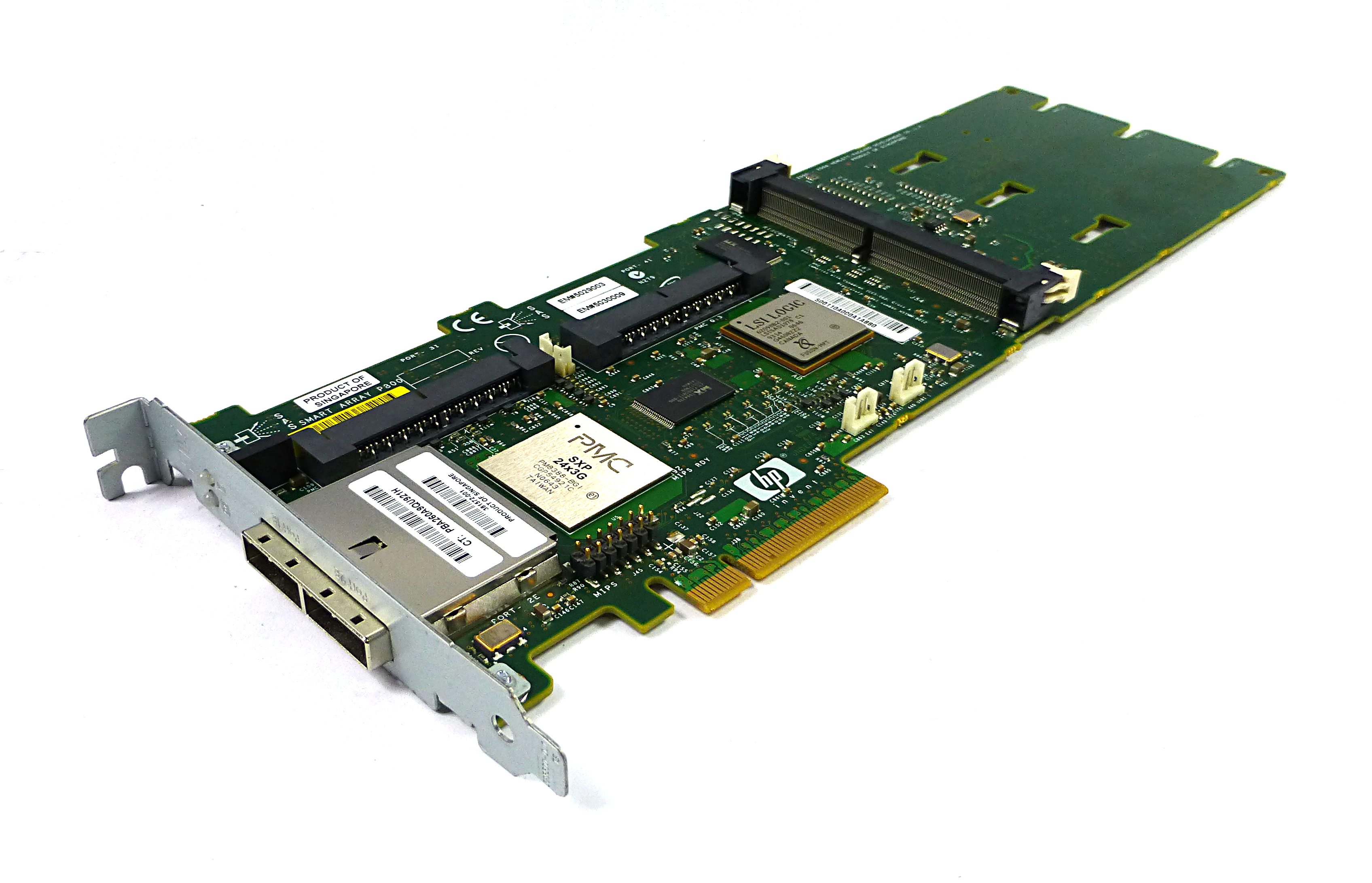 hp 398647 001 smart array p800 sas raid controller card ebay. Black Bedroom Furniture Sets. Home Design Ideas