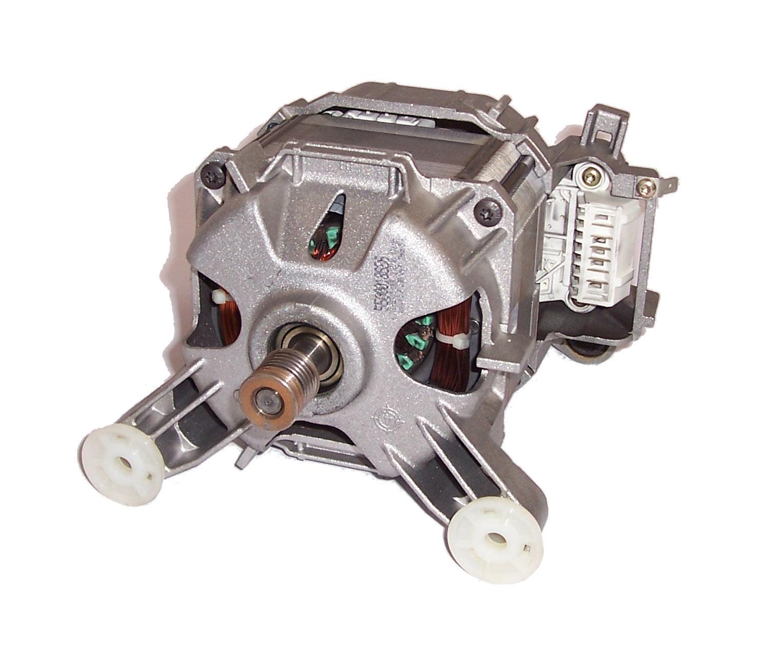 Lavatrice Bosch Motore Con Spazzole 6 Pin Per